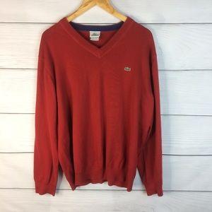 Lacoste Men's Long Sleeve Sweater Size XL